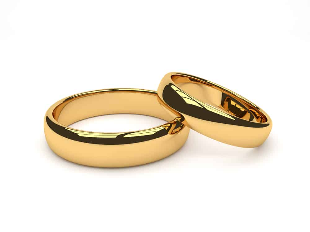 How Much Is a 14K Gold Wedding Band Worth