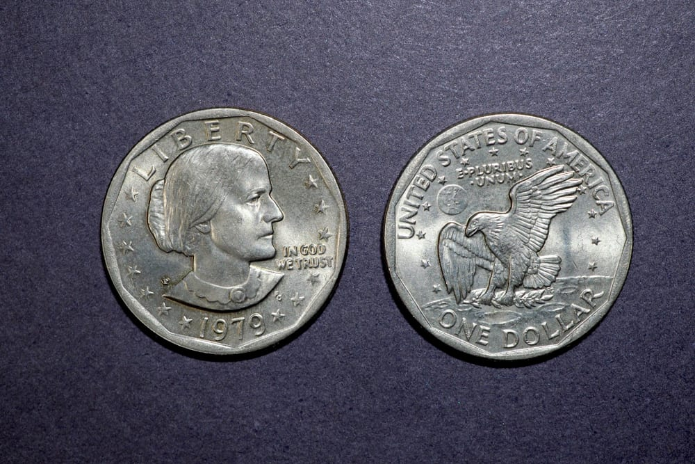 How Much Is a 1979 Silver Dollar Worth? (Chart)