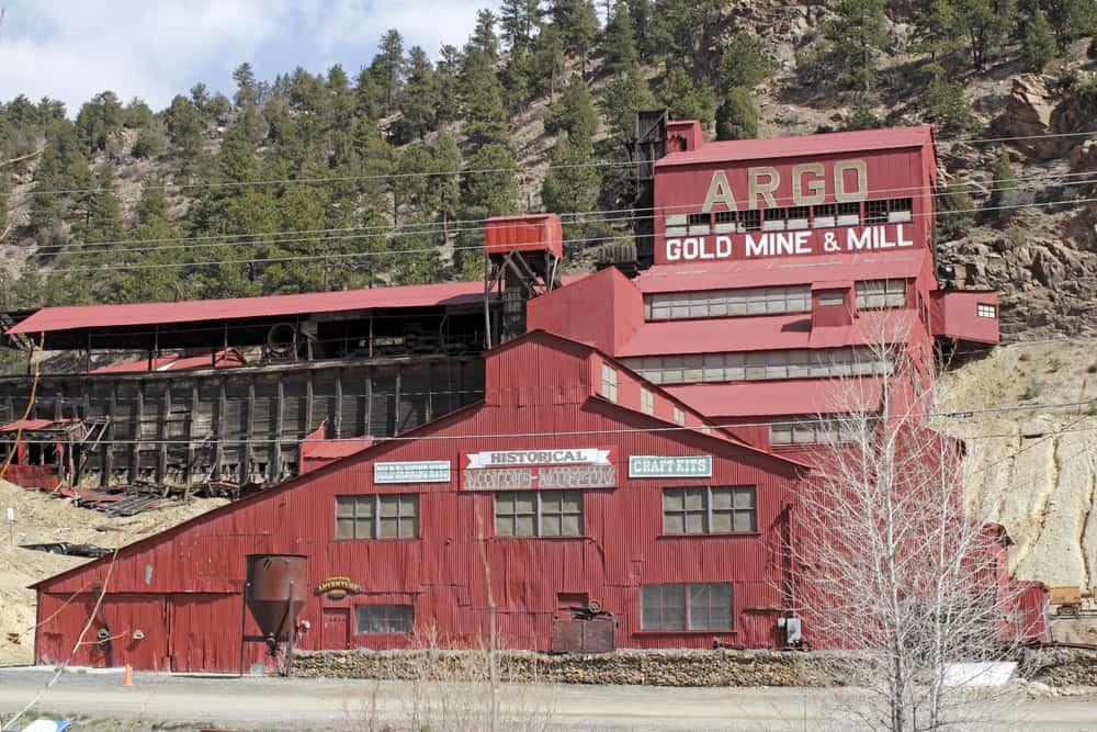 Idaho gold