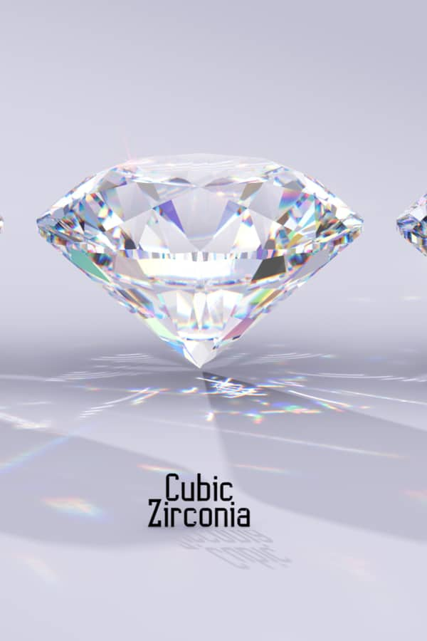 Is a Cubic Zirconia a Real Diamond