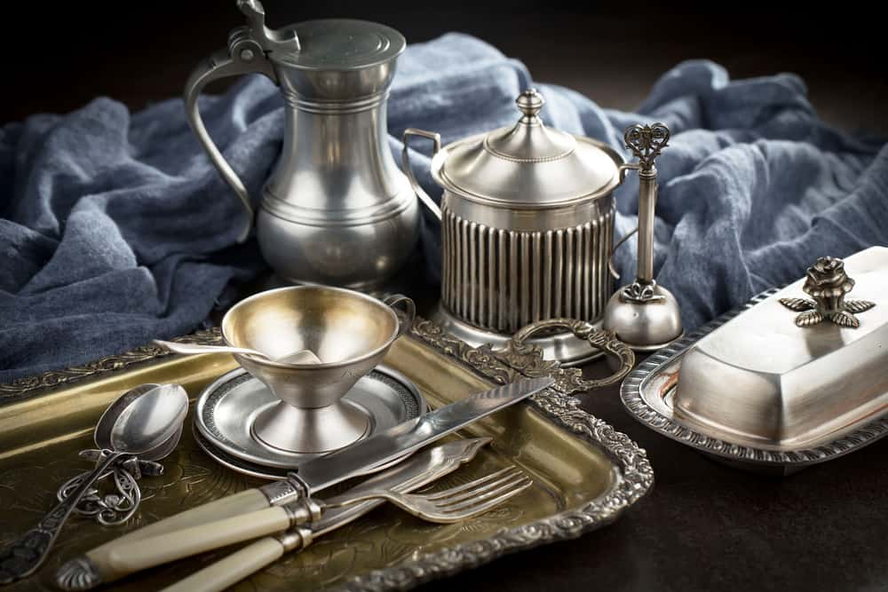 Other factors to consider valuing or selling sterling silver flatware are