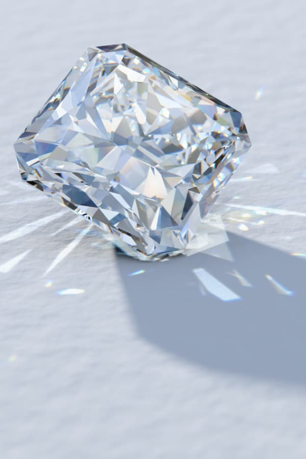 Radiant Cut Diamond What It Is