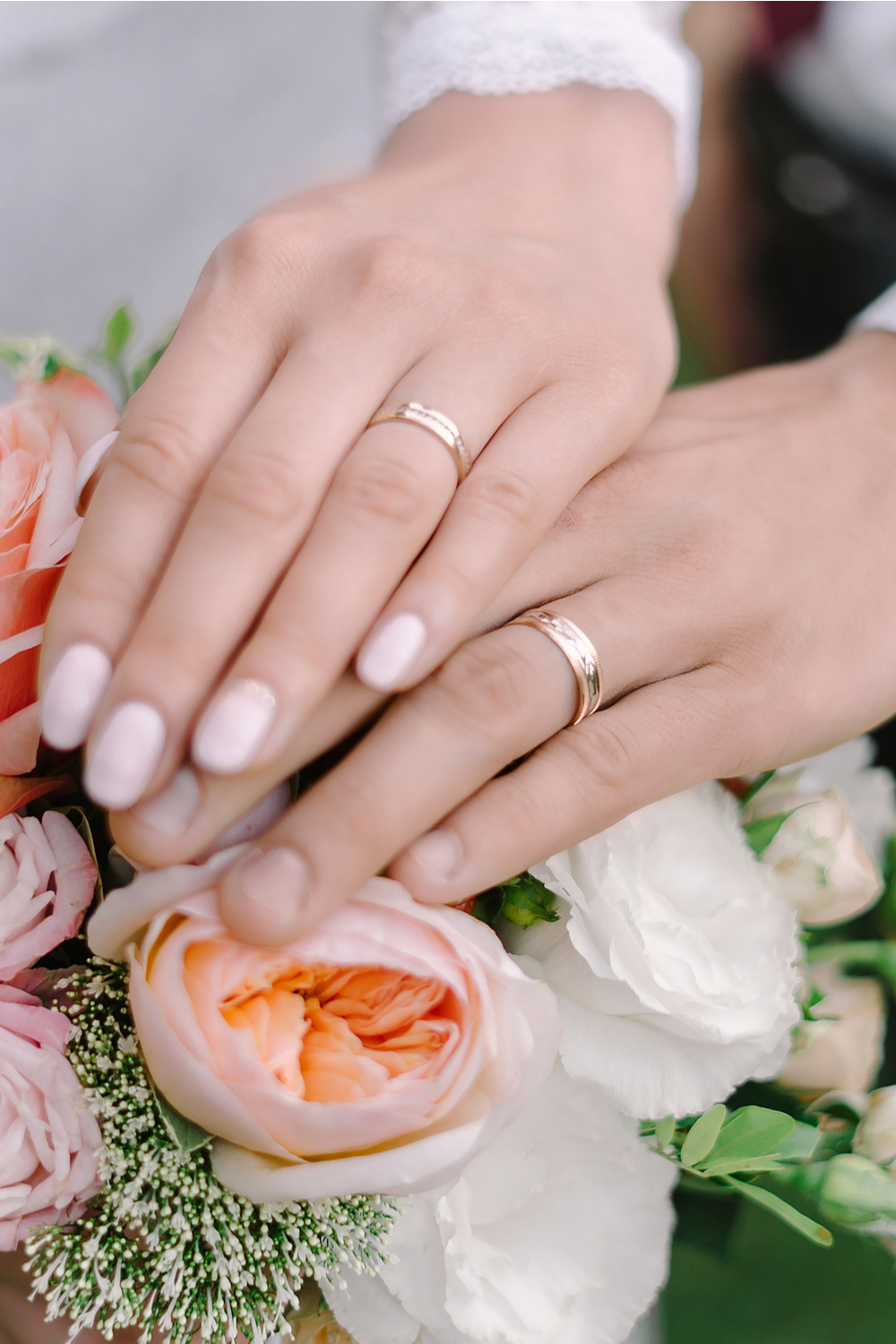Rose Gold Engagement Rings 1