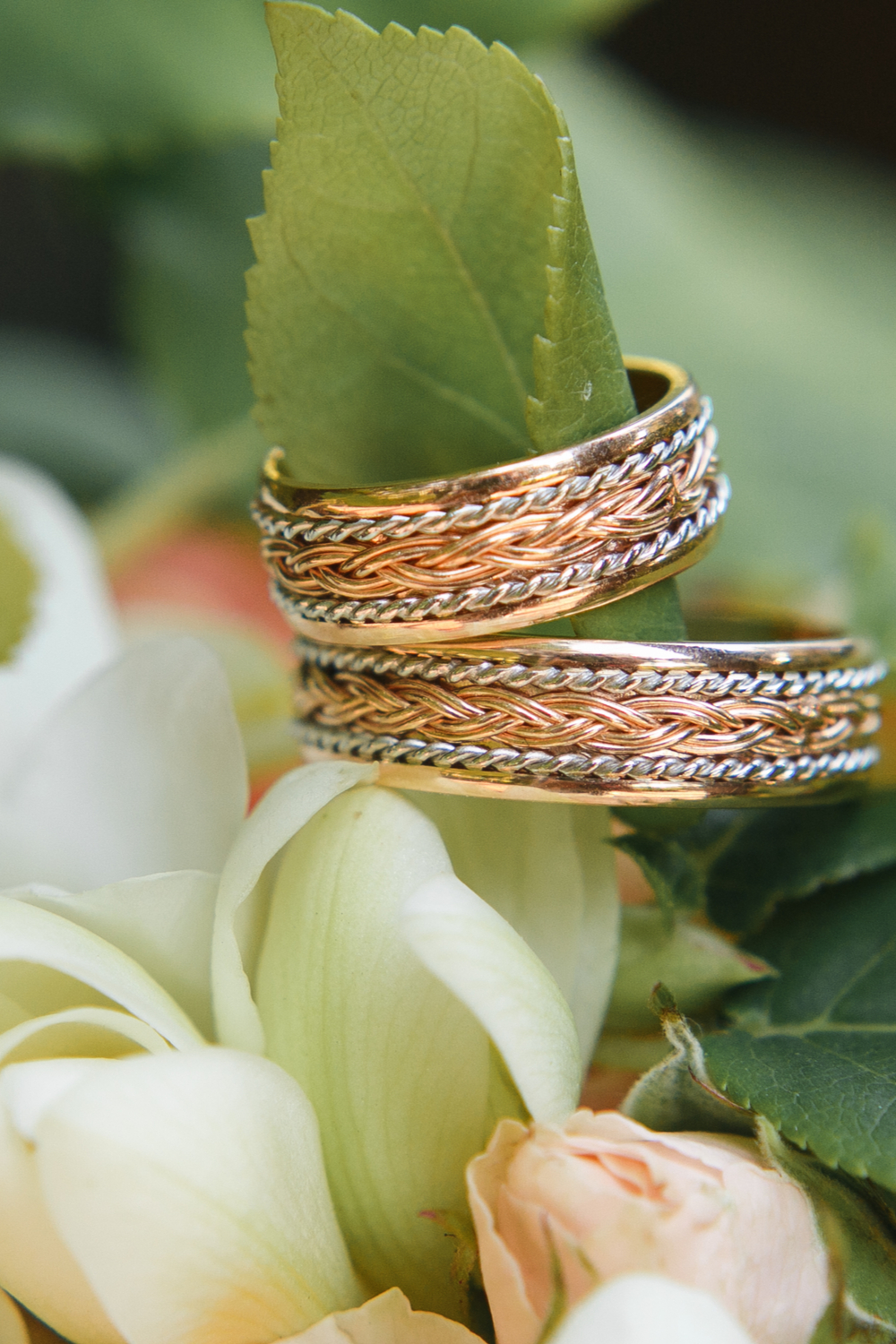 Rose Gold Engagement Rings 3