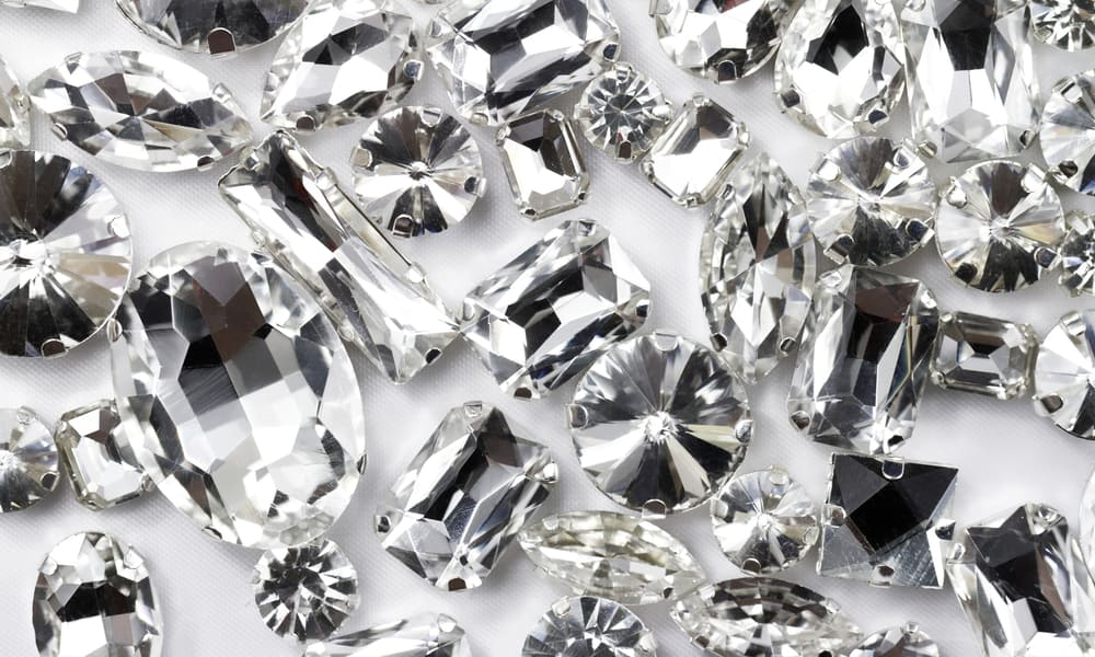 Swarovski Crystal vs. Diamond What's the Difference