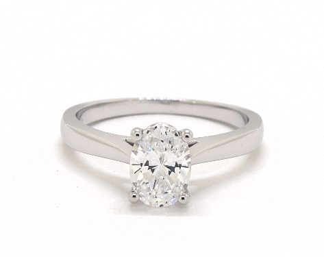 Tess Oval Engagement Ring