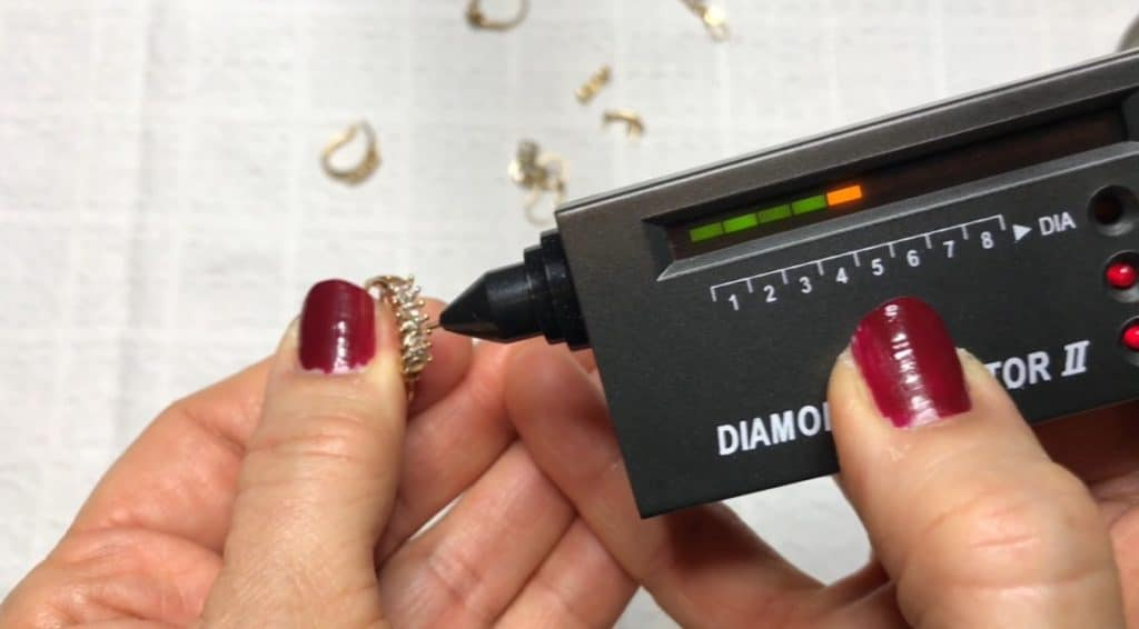 Test the Diamond