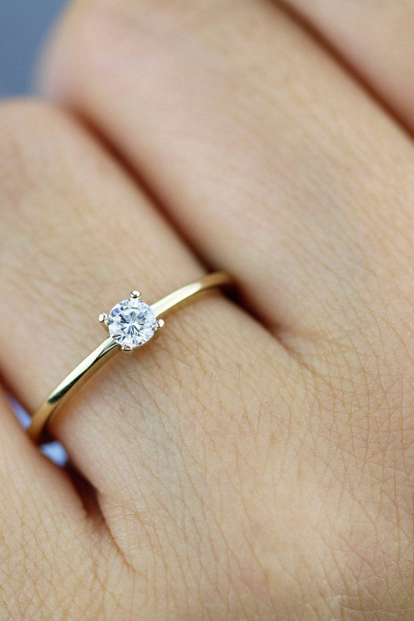 The Value of a 0.25 Carat Diamond Ring