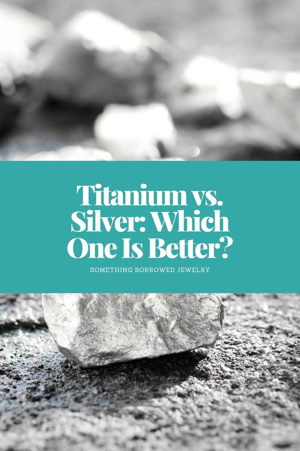 Titanium vs. Silver Which One Is Better pin