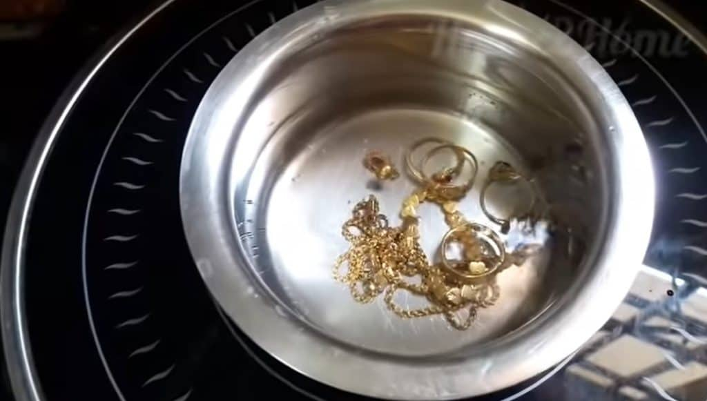 Using Boiling Water