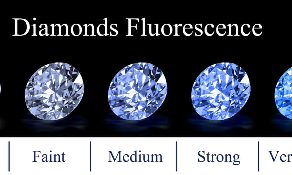 What Does Fluorescence In a Diamond Mean