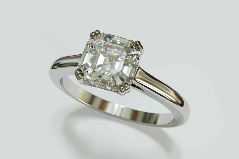 What Is An Asscher Cut Diamond