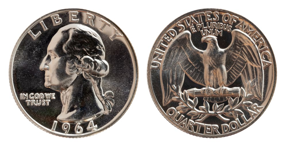 What Year Quarters Are Silver
