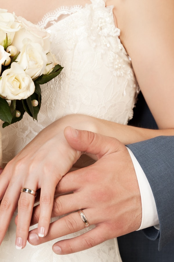 Which Hand Should a Person Wear a Wedding Ring