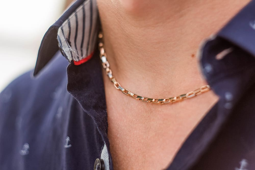 Why Men Wear Gold Chains