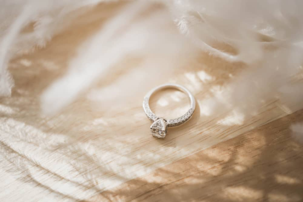 Will the Value of the Diamond Ring Increase with Time