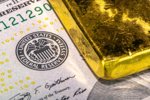 gold bar History