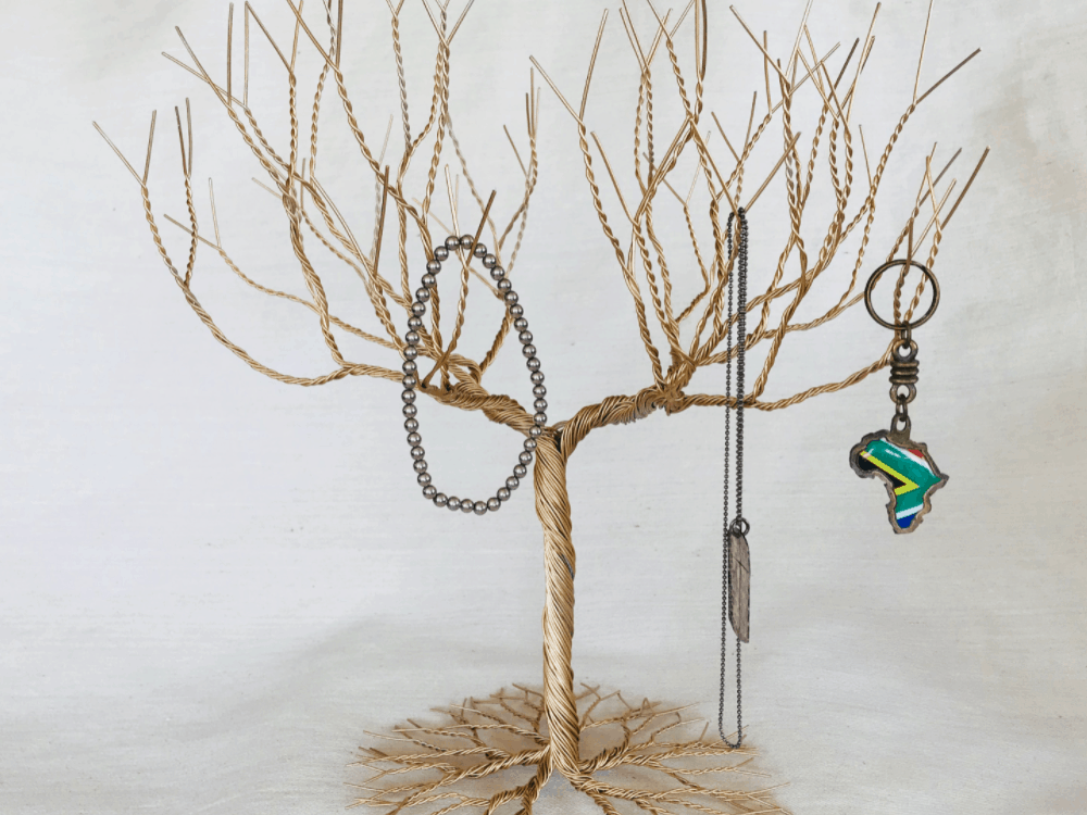 27 Homemade Jewelry Tree Ideas You Can DIY Easily