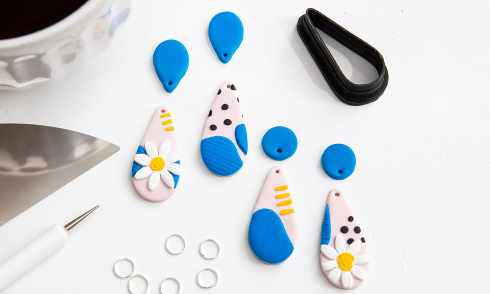 27 Homemade Polymer Clay Jewelry Ideas You Can DIY Easily