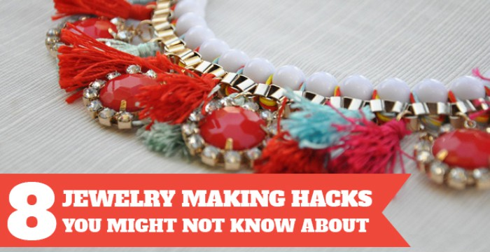 8 Jewelry Making Hacks You Might Not Know About – Golden Age Beads