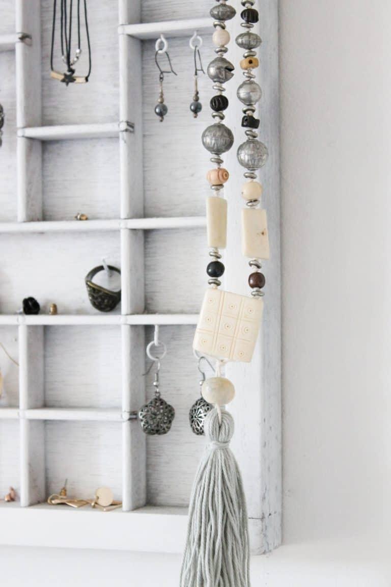 DIY Boho Necklace An Easy and Fun Tutorial – Barefoot Beachbird