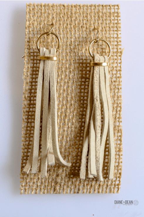 DIY Boho Style Earrings – Pretty Handy Girl