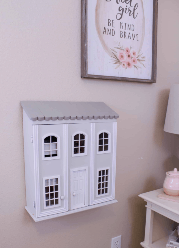 DIY Dollhouse Jewelry Cabinet – The Inspired Workshop