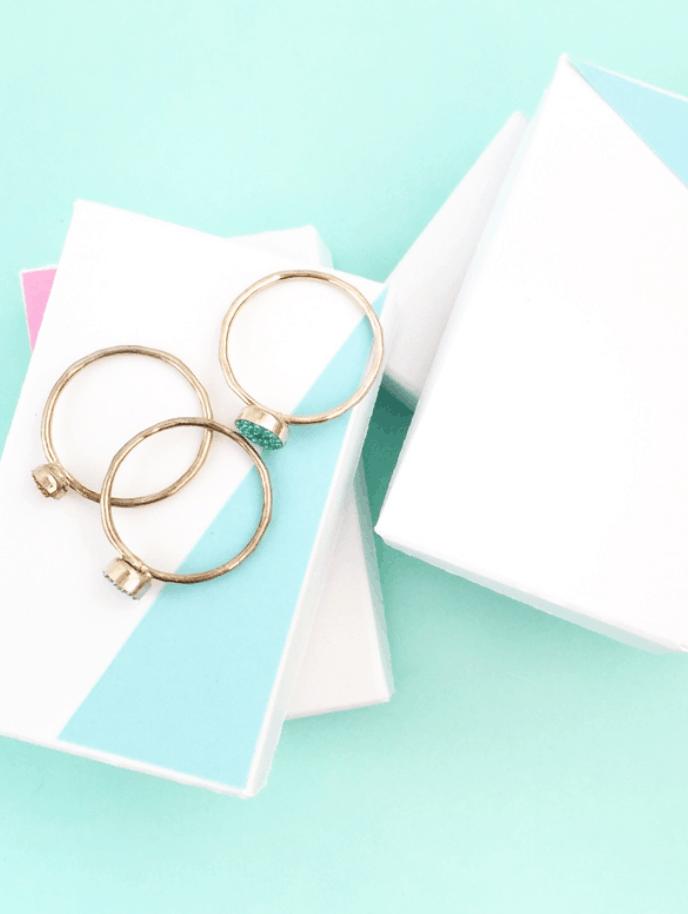 DIY Jewelry Gift Box – Maritzalisa.com