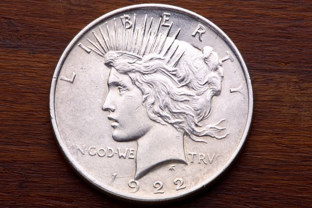 How Much Is a 1922 Silver Dollar Worth