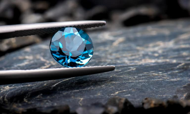 How Much Is a Blue Diamond Worth