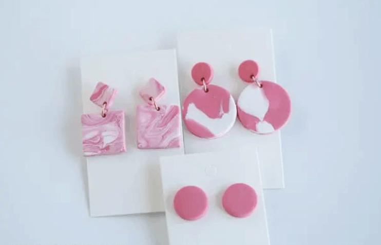 How to Make Polymer Clay Earrings – Handmade in the Heartland