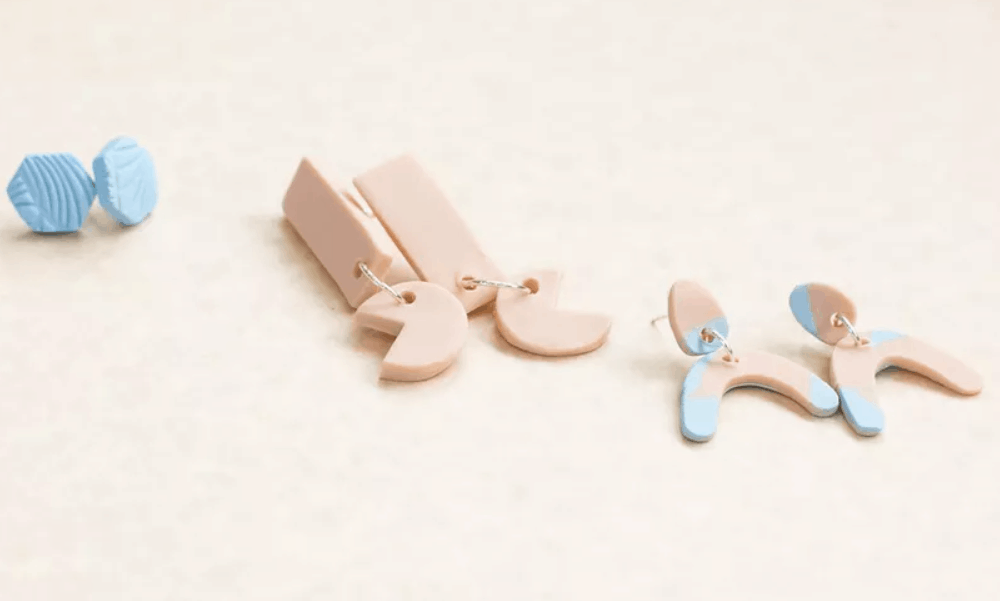 How to Make Polymer Clay Earrings – Thesprucecrafts.com