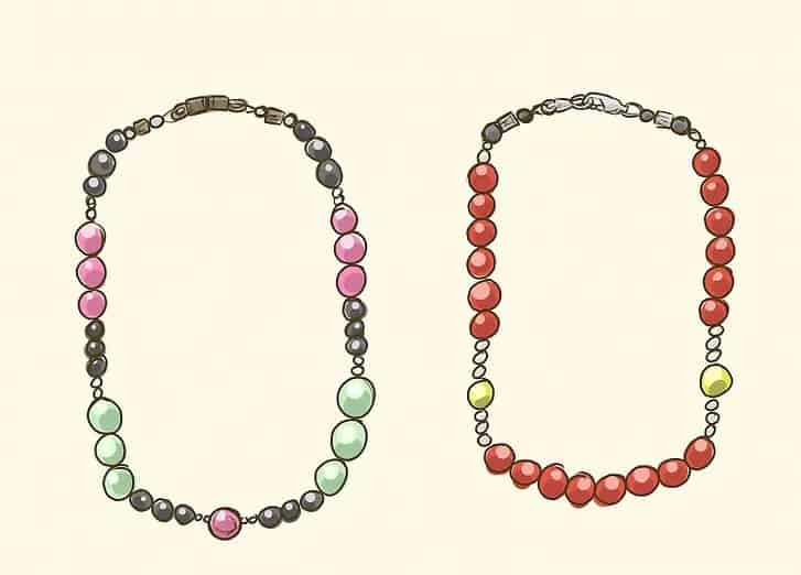 How to Make a Beaded Necklace 15 Steps – wikiHow
