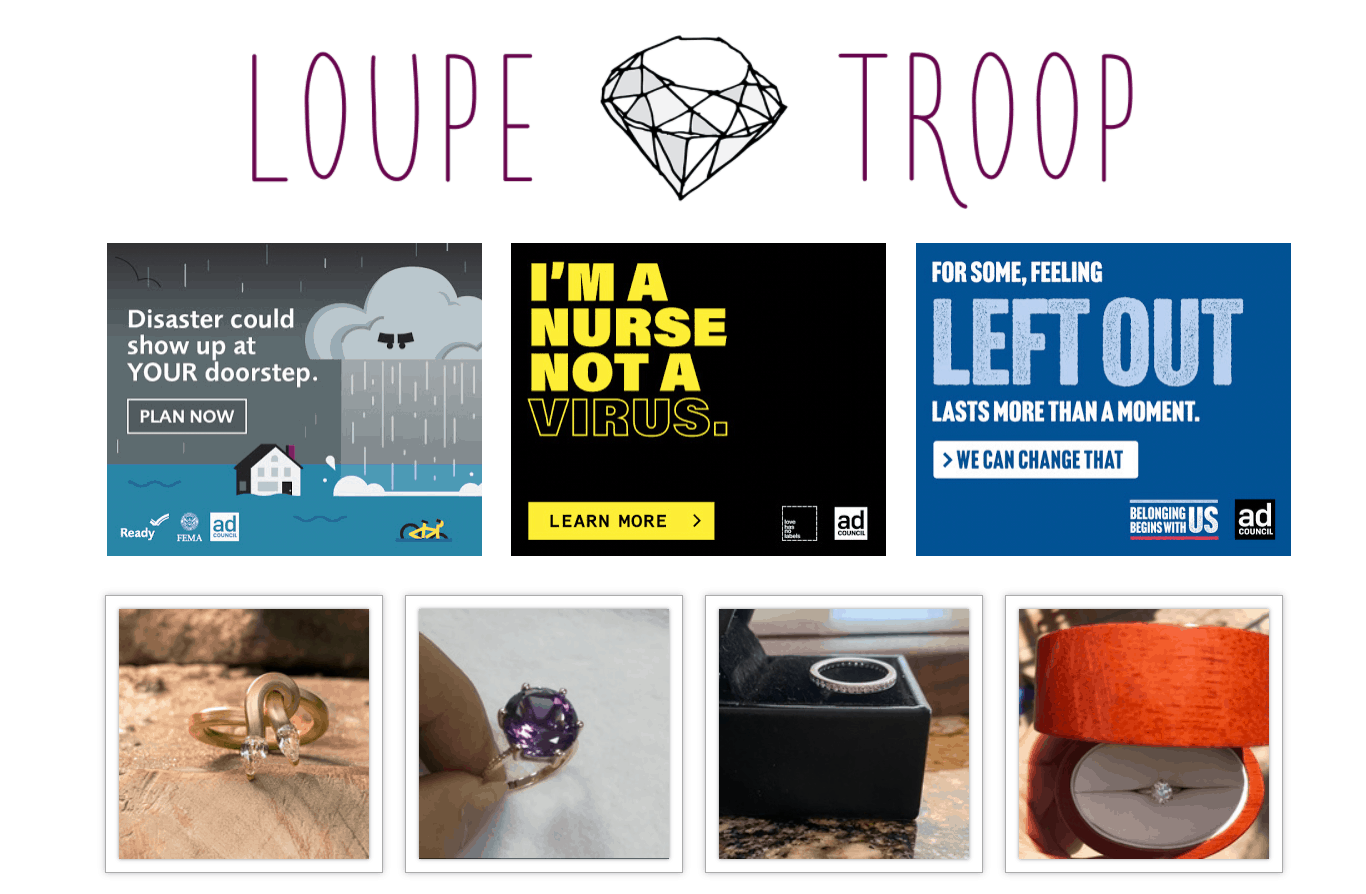 Loupe Troop