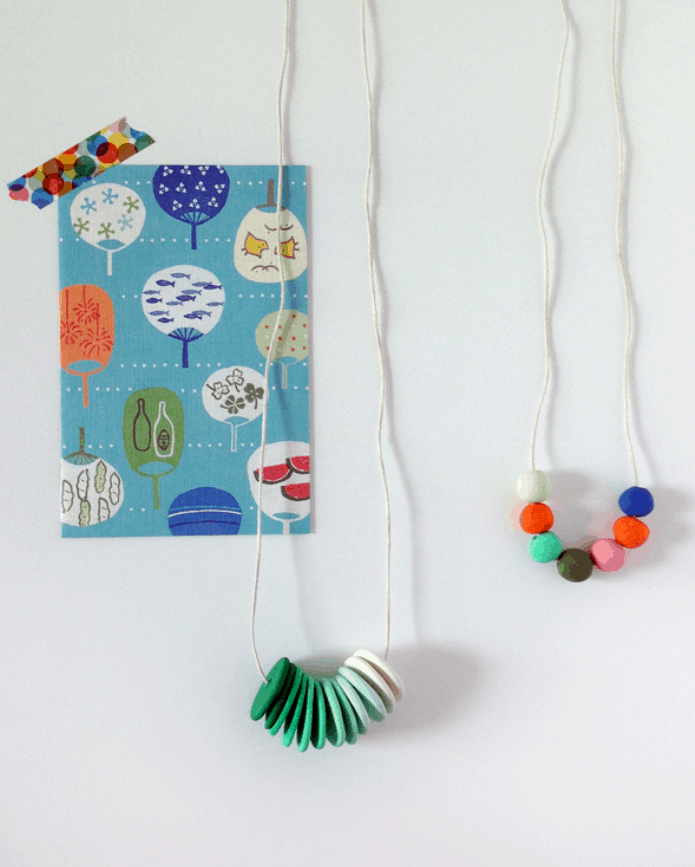 Make Your Own Colorful Polymer Clay Necklaces – Tutsplus.com