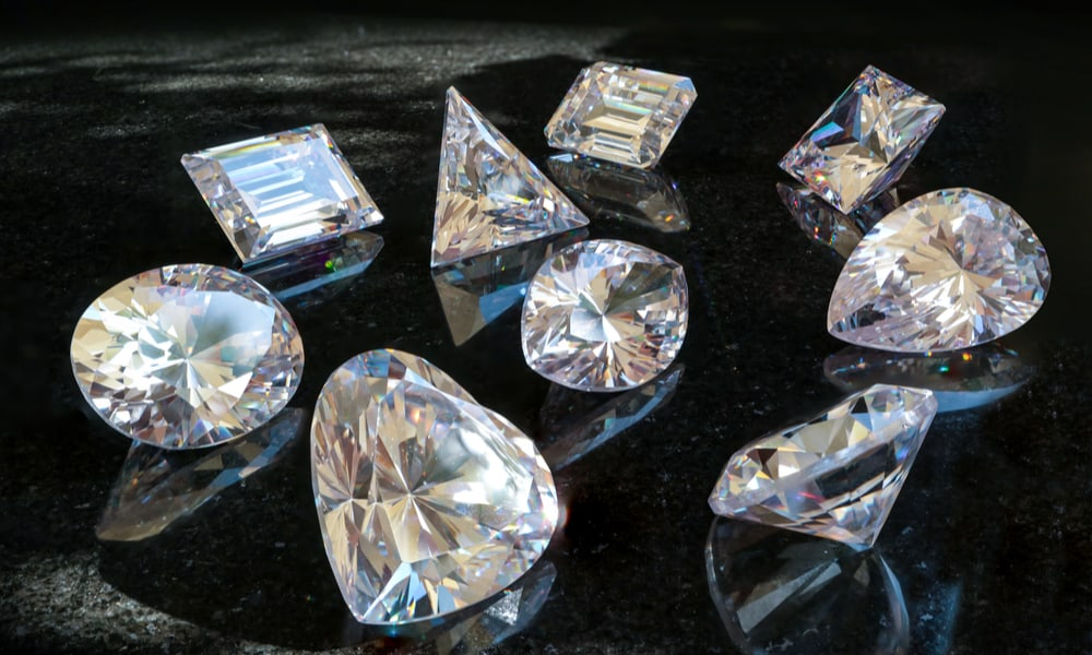 Meaning of Diamond in Myth and Legend