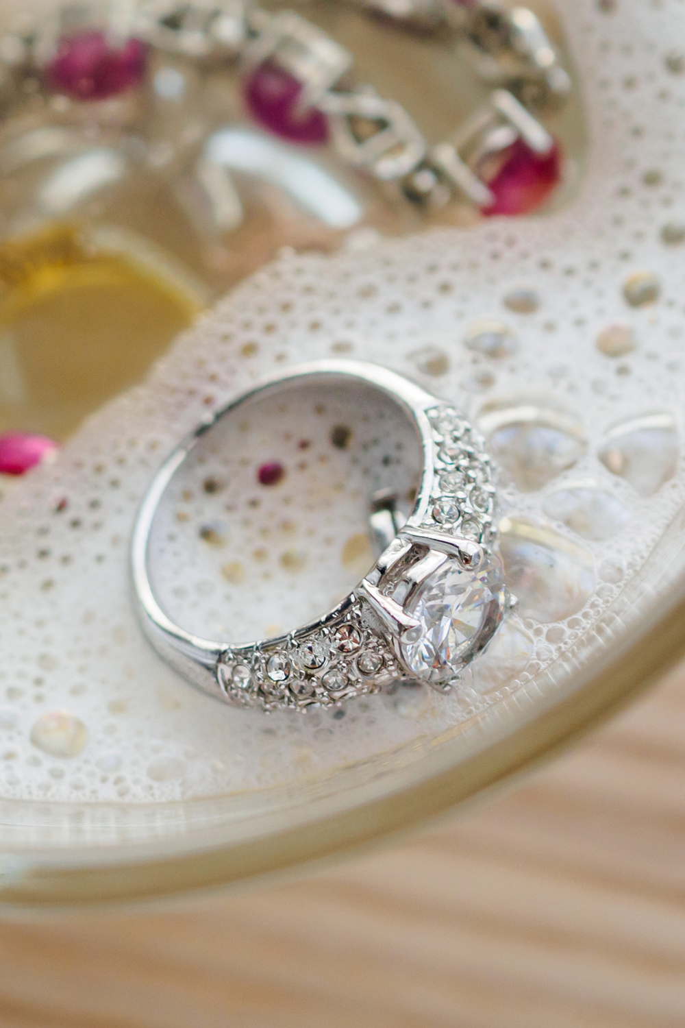 Problems with Cleaning Silver-Plated Items