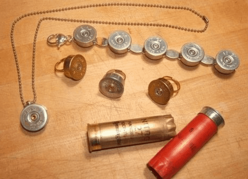 Shotgun Shell Jewelry – How to Recycle a Bullet Bracelet