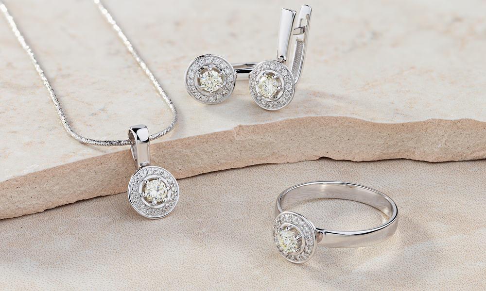 Small Round Diamond