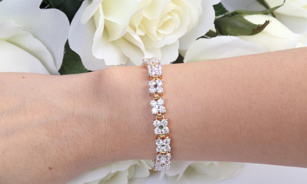 Types of Diamond Tennis Bracelets