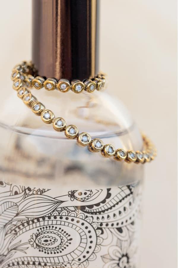 What's the price of a diamond tennis bracelet