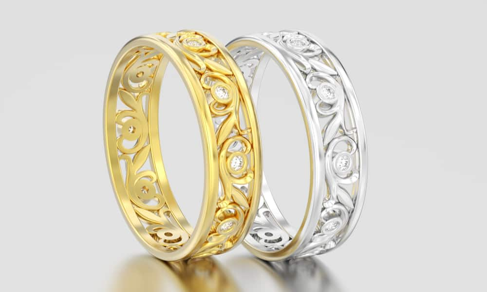 White Gold vs. Yellow Gold What's the Difference