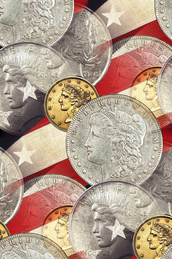Common Features of the Peace Silver Dollar