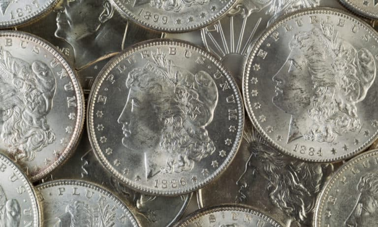 How Much Is a 1884 Morgan Silver Dollar Worth (Price Chart)