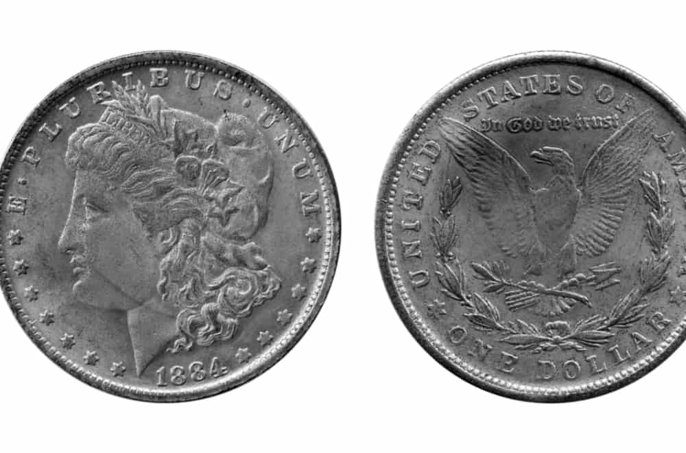 What Is the 1884 Morgan Silver Dollar