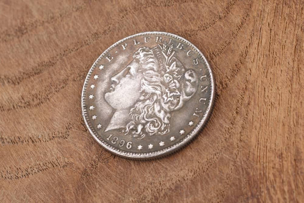 1896 Morgan Silver Dollar Grading