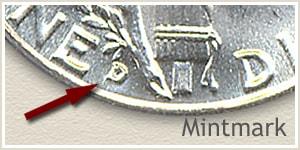 1942 D Mercury Dime Value