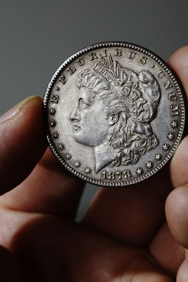 History of the 1878 Morgan Silver Dollar