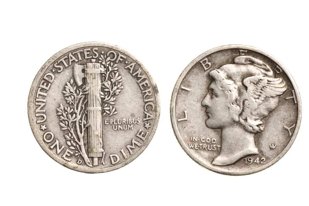 How Much is a 1942 Dime Worth? (Price Chart)