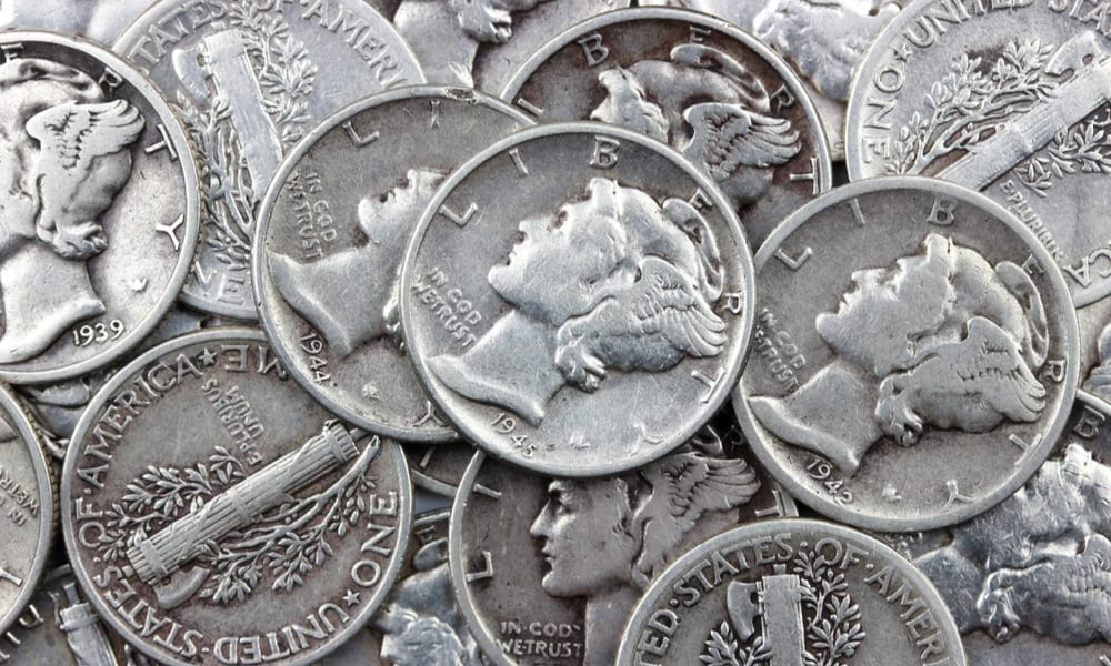 How Much Is A Silver Dime Worth (Price Chart)